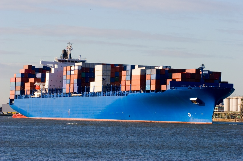 Containers Ocean Freight Sea Freight Forwarding