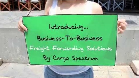 Cargo Spectrum Freight Forwarding Solutions Video